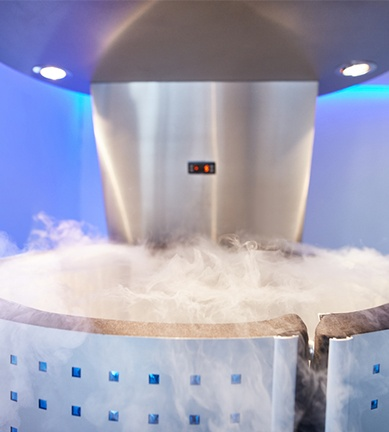 cryotherapy cold treatment